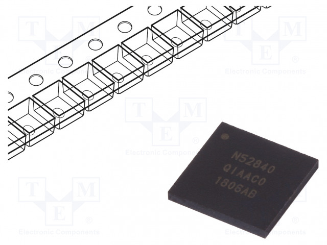 NORDIC SEMICONDUCTOR NRF52840-QIAA-R - SoC