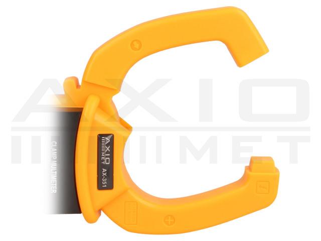 AX-351 AXIOMET, Cleşte ampermetric digital AC