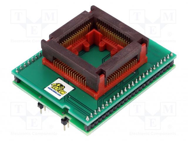 ELNEC DIL48/PLCC68 ZIF MCS51-1 - Adaptér: DIL48-PLCC68