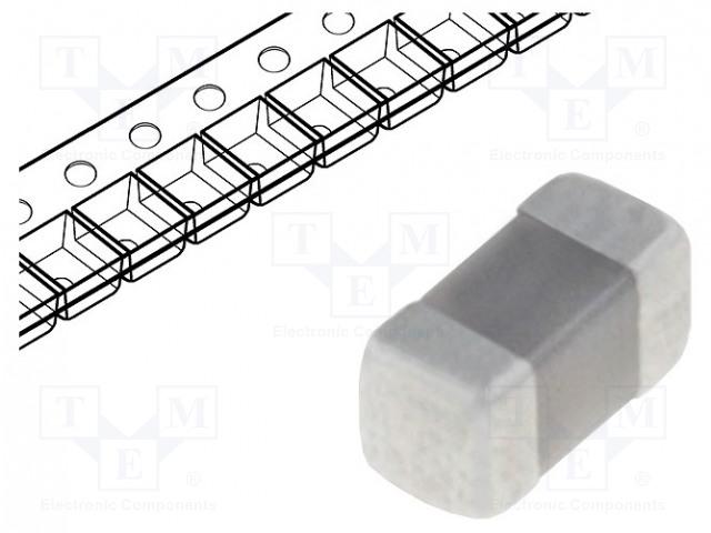 AVX 04023C104KAT2A - Capacitor: ceramic