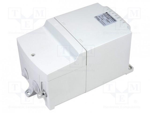 BREVE TUFVASSONS PVS1000/230/110V - Transformátor: ochranný