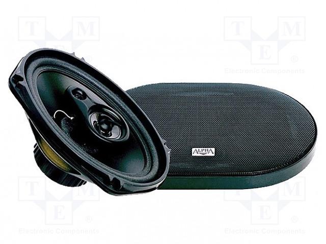 PHONOCAR ALPHA 66035 - Car loudspeakers set