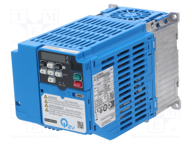 OMRON Q2V-A4009-AAA - Inverter