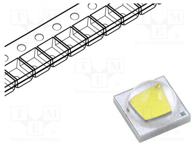 CREE XPGWHT-H1-R250-00CE8 - LED výkonová