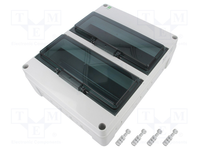 ELEKTRO-PLAST NASIELSK 2209-01 - Obudowa: do aparatury modułowej