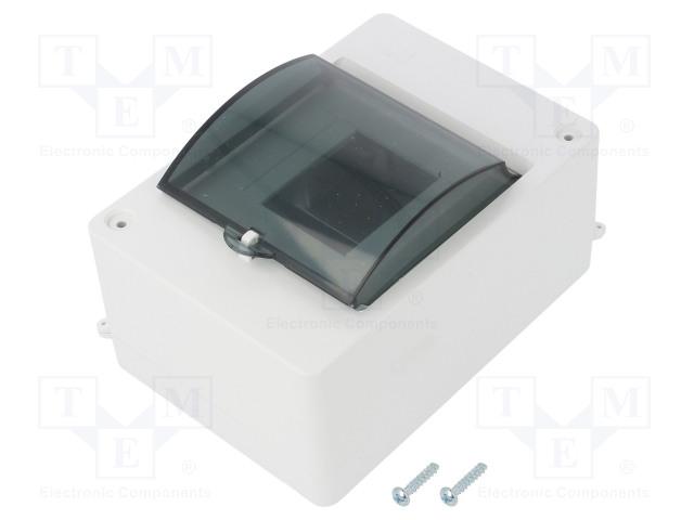 ELEKTRO-PLAST NASIELSK 2304-11 - Obudowa: do aparatury modułowej