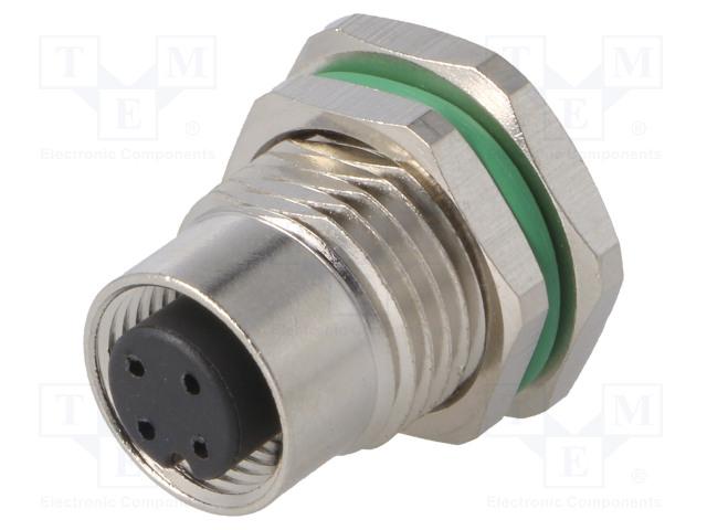 BULGIN PXMBNI12RPF03APCPG9 - Socket