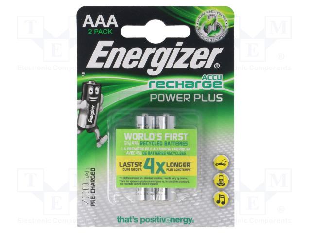ENERGIZER ACCU-R3/700-EG-B2 - Akum: Ni-MH