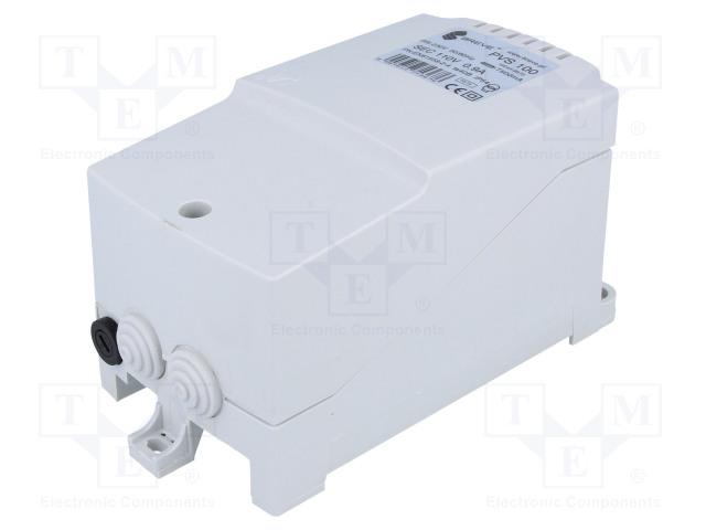 BREVE TUFVASSONS PVS100/230/110V - Transformátor: ochranný