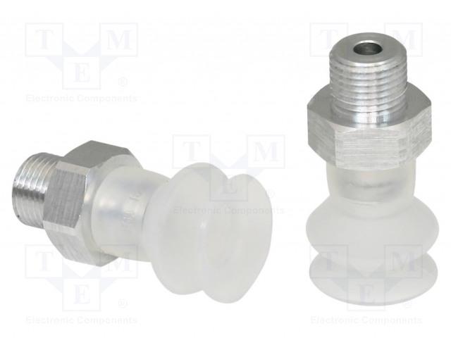 SCHMALZ FSGA-16-SI-55-G1/8-AG - Suction cup