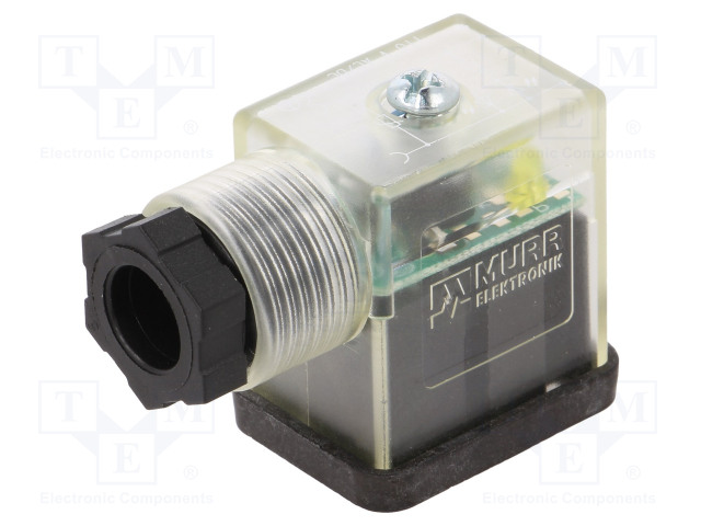 MURR ELEKTRONIK 7000-29645-0000000 - Konektor: pro ventily