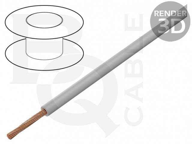 FLRY-A0.22-GY BQ CABLE, Conduttore