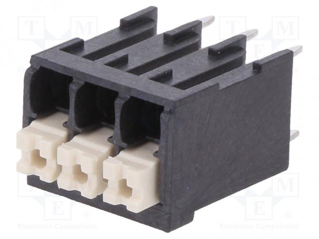 DEGSON ELECTRONICS DG212V-THR-3.5-03P-13-10AH - Svorkovnice do plošného spoje
