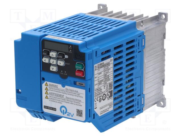 OMRON Q2V-AB006-AAA - Inverter