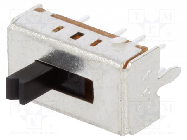 C&K OS203011MS1QP1 - Schalter: Schiebeschalter