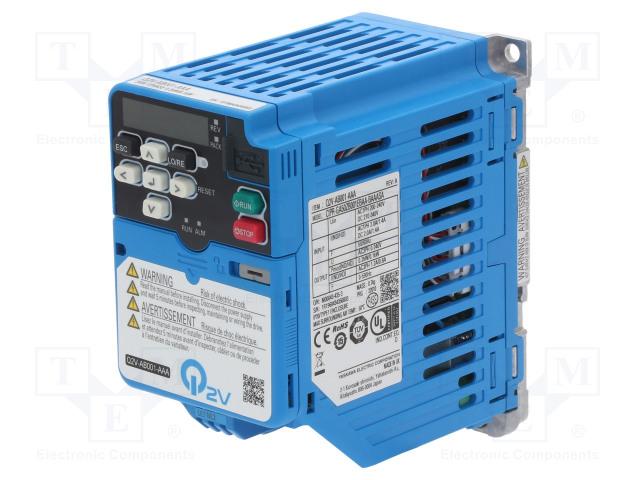 OMRON Q2V-AB001-AAA - Inverter