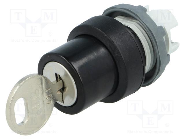 ABB 1SFA611282R1002 - Přepínač: otočný s klíčem