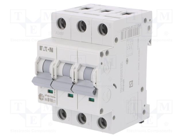 EATON ELECTRIC HN-B10/3 - Întrerupător de supracurent