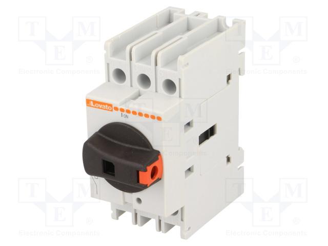 LOVATO ELECTRIC GA025A - Erotinkatkaisija