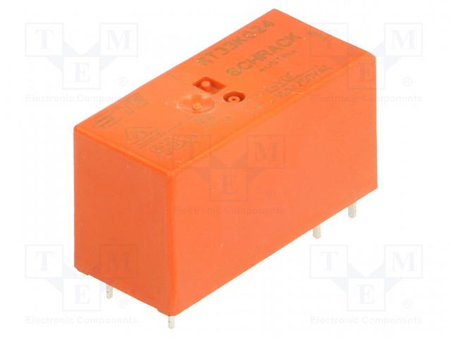 TE Connectivity 2-1393240-4 - Relé: elektromagnetické