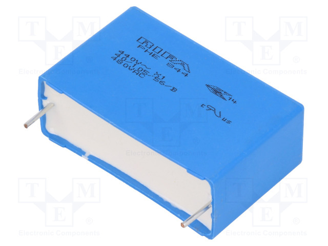 KEMET PHE844RR7100MR06L2 - Kondenzátor: polypropylénový