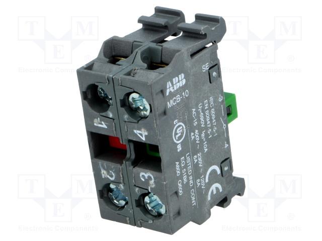 ABB 1SFA611610R1011 - Kontaktní prvek