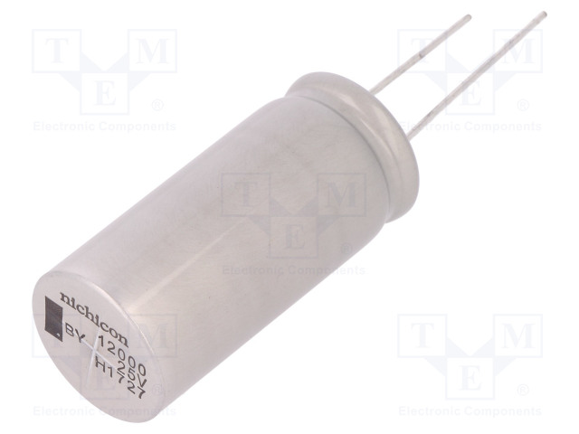 NICHICON UBY1E123MHL - Kondenzátor: elektrolytický