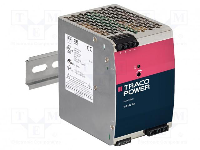 TRACO POWER TIB 480-148EX - Napájací zdroj: spínaný