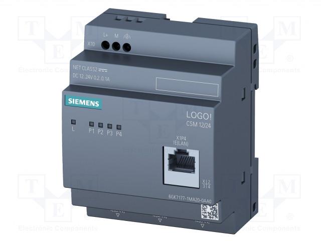 SIEMENS 6GK7177-1MA20-0AA0 - Industrial module: switch Ethernet