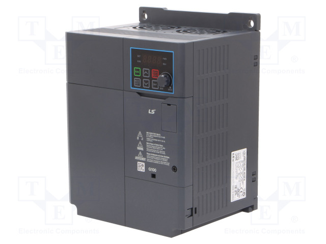 LS INDUSTRIAL SYSTEMS LV0075G100-4EOFN - Vector inverter