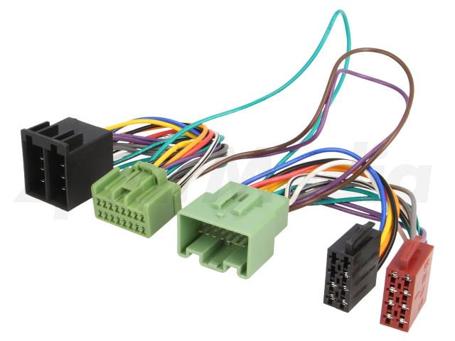 HF-59180 4CARMEDIA, Kabel pro hands-free sadu THB