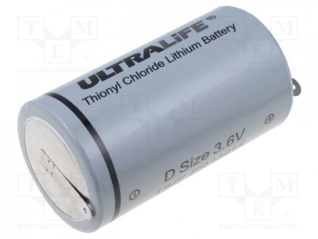 ULTRALIFE ER34615/ST UHE-ER34615 - Baterie: lithiové