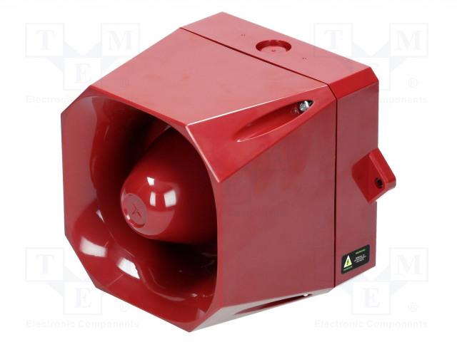 EATON ELECTRIC AS/M/S/115/230/R - Signaller: sound