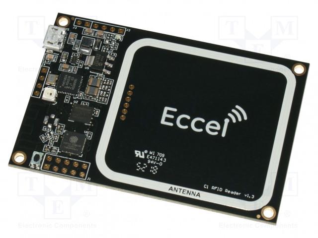 ECCEL PEPPER WIRELESS C1 USB - RFID reader