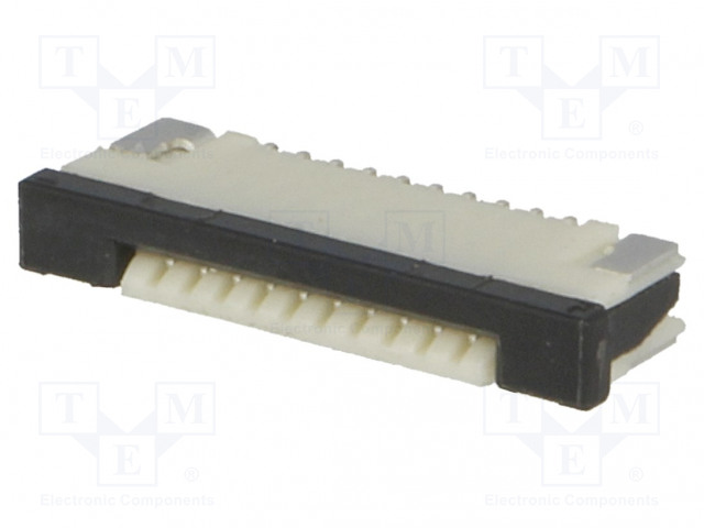 JOINT TECH F1003WR-S-10PB - Connector: FFC (FPC)