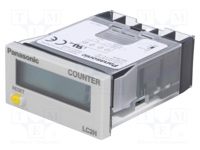 PANASONIC LC2H-FE-FV-30 - Counter: electronical