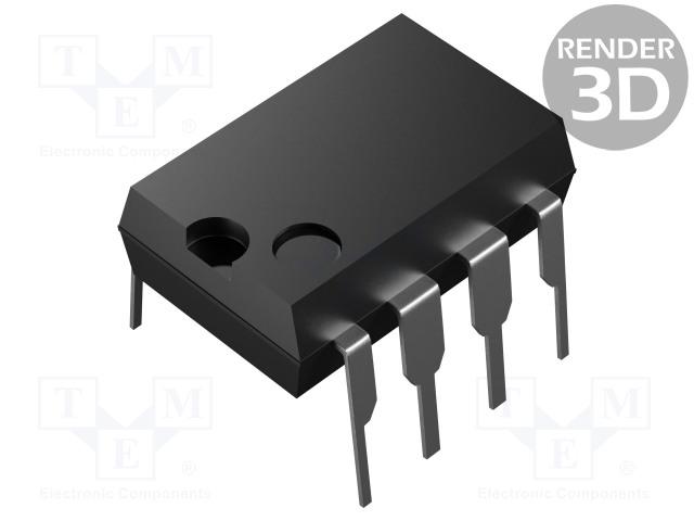 MICROCHIP (ATMEL) ATTINY85-20PU - Mikrokontrolér AVR