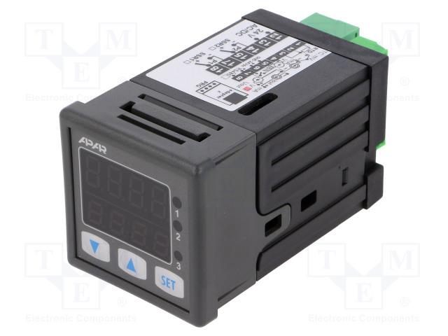 APAR AR602/S2/P/P/WU - Modul: regulátor