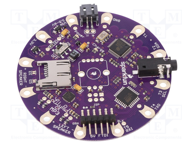 SPARKFUN ELECTRONICS INC. DEV-11013 - Module: audio