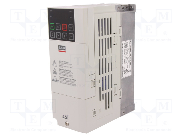 LS INDUSTRIAL SYSTEMS LSLV0008 S100-4EOFNM - Vector inverter
