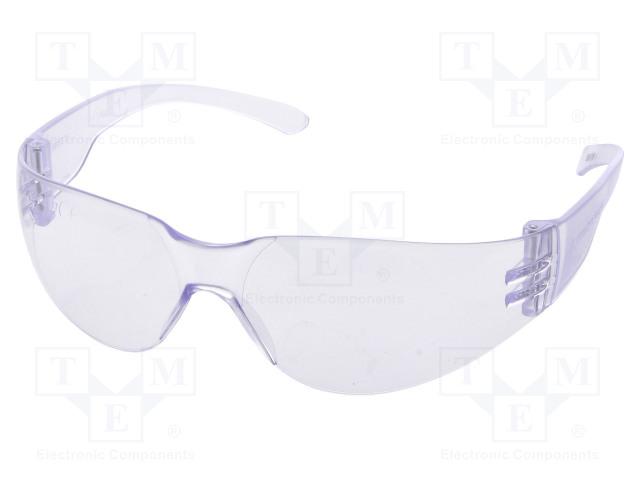 DELTA PLUS BRAV2IN - Ochranné okuliare