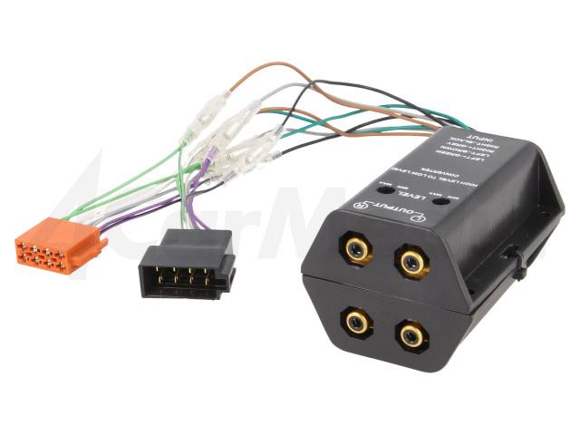 ISO-UNI.4 4CARMEDIA, Adapter