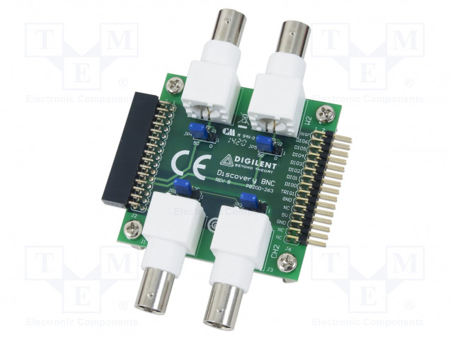 DIGILENT BNC ADAPTER BOARD - Adaptér