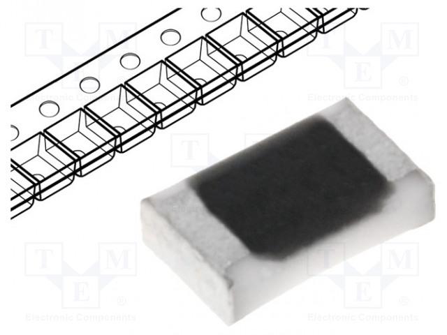 VISHAY CRCW08055K90FKTABC - Resistor: thick film
