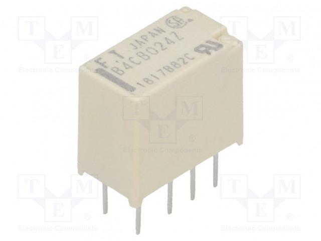 FUJITSU FTR-B4CB024Z - Releu: electromagnetic