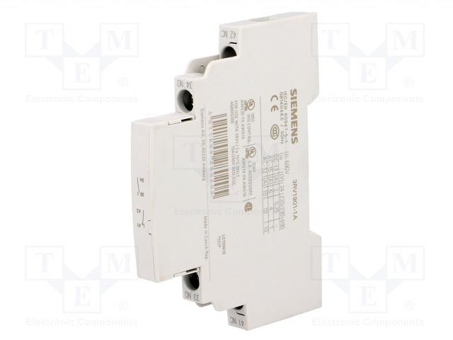 SIEMENS 3RV1901-1A - Pomocné kontakty