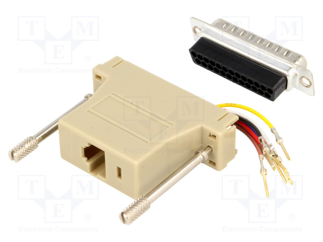 BQ CABLE ADPT-RJ45/25M - Adapter