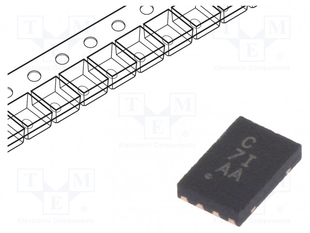 MICROCHIP TECHNOLOGY ATECC608A-MAHDA-S - IC: authentication