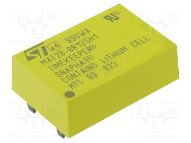 STMicroelectronics M4T28-BR12SH1 - Accessories for semiconductors: battery