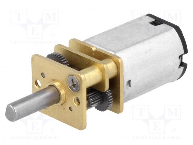 POLOLU 150:1 MICRO METAL GEARMOTOR - Motor: DC